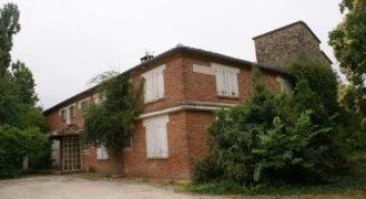 Maison d'hôtes – 440m², 10 pièces, terrain de 2,8ha, domaine – Montech – ref 1331
