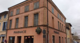 Immeuble- avec commerce- à Negrepelisse- REF 1407