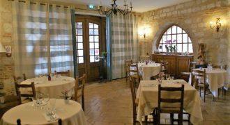 Commerce fonds de restaurant de réputation- proche  de  Bruniquel- St Antonin- référence 1412