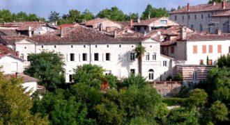 Bien de prestige-Hôtel particulier-Montpezat de Quercy-Réf. 00355-
