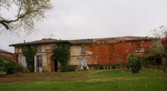 Bien de prestige-Maison de maître-avec parc écurie pigeonnier et possibilité de 2 ha en plus-à 38 km Est de Toulouse-Réf 1057-