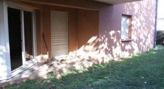 Toulouse-Appartement F3 rez de chaussée jardin Toulouse-St Cyprien-résidence sécurisée- Réf 1145-