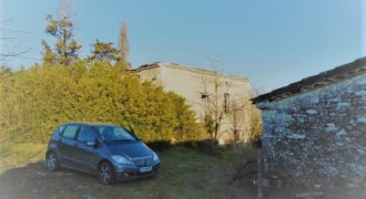 Montaigu – Fermette en ruine et grange – 3 ha
