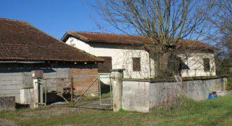 Fermette – 2 km Caussade – Maison et Grange – 4 ha – REF 1239