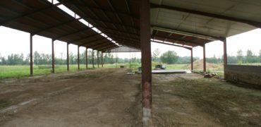 Montauban EST 8 km – Propriété irriguée de 5 ha 80 avec un hangar de 1100 m² – REF 1447