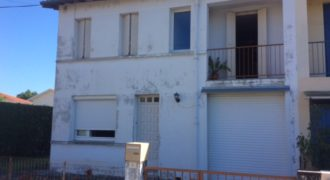 Maison de ville garage et jardin – Caussade – REF 1453