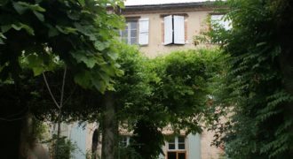 Bien de prestige-Caussade centre-jardin garage-ref 1456
