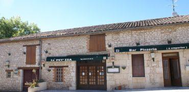 Caussade 12 km- Pas de porte pizzeria avec son matériel- terrasse-bar- ref 1456