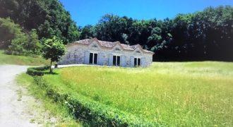 Quercy Blanc- Belle maison en pierre – REF: 1455